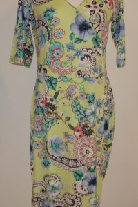 Citta lime Floral.