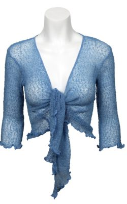 Bolero 03 Light Blue.