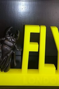 FLY London.