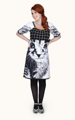 Kitty Comeback dress. 3XL.